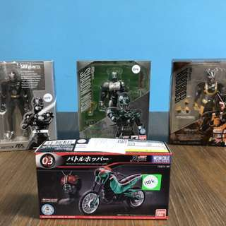 SHFiguarts Kamen Rider. Bandai