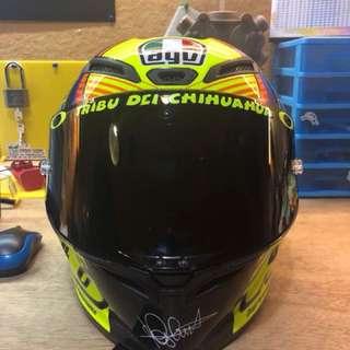 Agv Pista GP Soleluna Qatar 2015 Carbon. Asian fit M-L 59-60