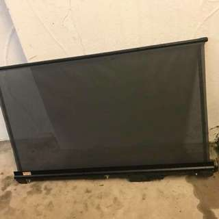 Mercedes w140 SWB BLIND SET WITH BOARD