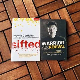 Sifted & Warrior For Revival