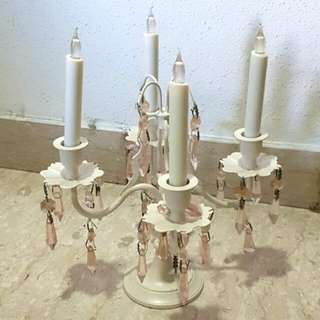 Battery-Operated Chandelier