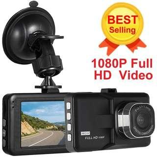 ✅ HD Car Dash/Crash Camera - Full HD 1080P Video Recording Camcorder with Motion Detector and Loop recording!