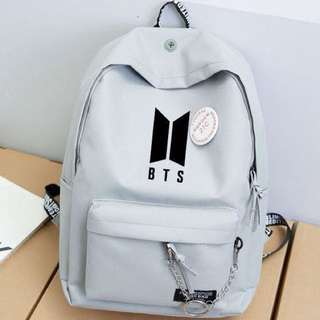 BTS Logo Backpack