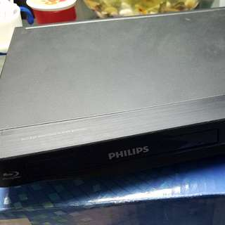 Philips 藍光碟機 BDP2930