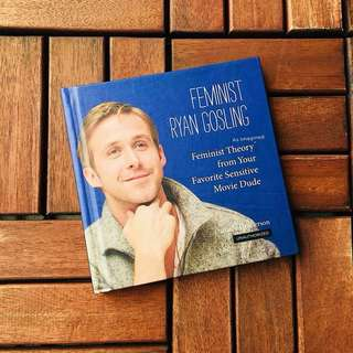 🔥SALE🔥 Feminist Ryan Gosling Book