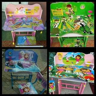 TABLE STUDY FOR KIDS