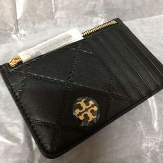 Tory Burch card holder black 全新