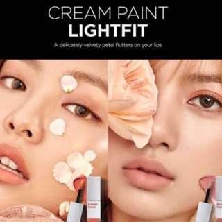 Last Order! Official moonshot cream paint endorsed by Blackpink black pink