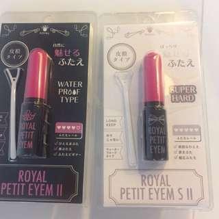 royal petit eye雙眼皮膠水