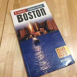Boston Pocket Guide
