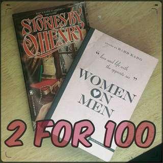 Stories by O.Henry | Women on Men | Men on Women