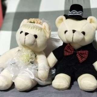 🐻♥️Wedding Couple Bear♥️🐻 - New!