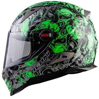 Doctor 'Evil' 2 Full Face Helmet