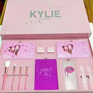 Kylie I WANT IT ALL BIRTHDAY BUNDLE set