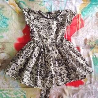 🆕ARLENE BABY GIRL'S DRESS for (12 months - 18 months)