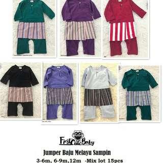 ROMPER - Baju Melayu