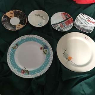 Plates and other cutie items