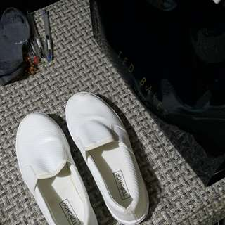 Original Topshop White Shoes