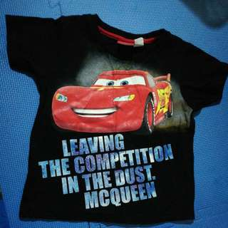Disney Cars Tshirt for boys