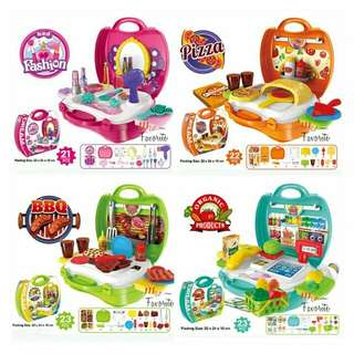 Dream The Suitcase Toys Sets