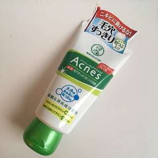 Acne care cleansing face wash