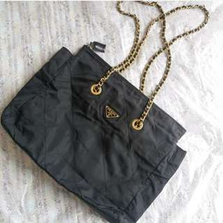 經典prada尼龍袋 Vintage  bag