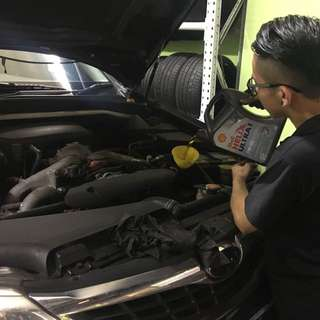 Subaru Car Servicing Package