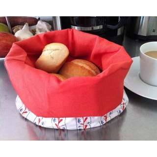 "SKU#L00359	Bread Bag ""FINSTILT"" by Ikea Design Maria Vinka"