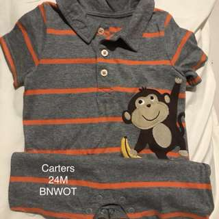 Carters Snap up Overall
