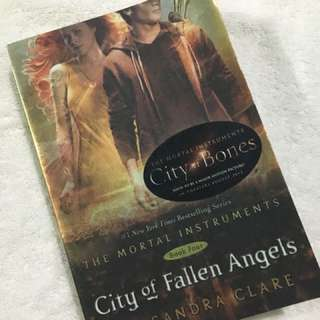 The Mortal Instruments : City Of Fallen Angels