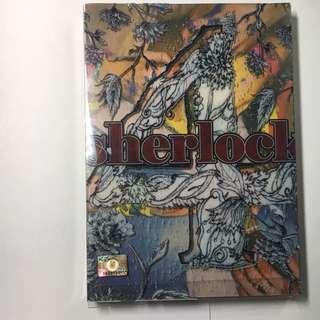全新SHINee Sherlock album