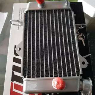 Jupiter MX radiator aftermarket