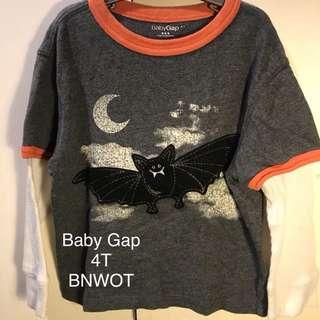 Baby Gap 4T BNWOT