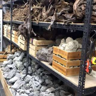 Aquarium Rocks & Wood