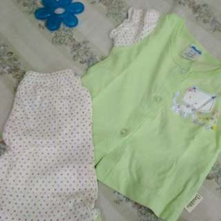 Baju Baby 0-3 month
