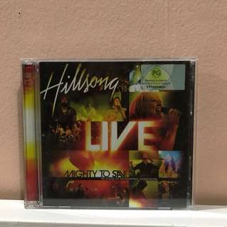 Hillsong LIVE <Mighty To Save> CD/DVD #Contiki2018