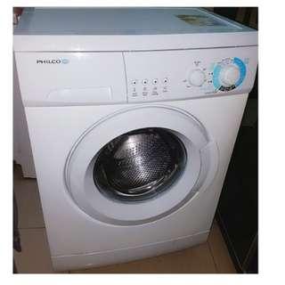 纖薄型前置式洗衣機