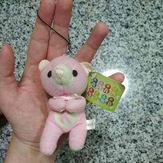 Brand new with tag letter k teddy bear softtoy