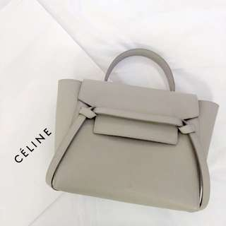 CELINE Belt Bag Micro Size in Clay Color