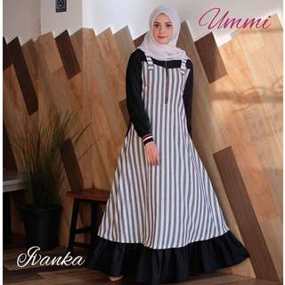 IKN - 0118 - Dress Busana Muslim Ivanka