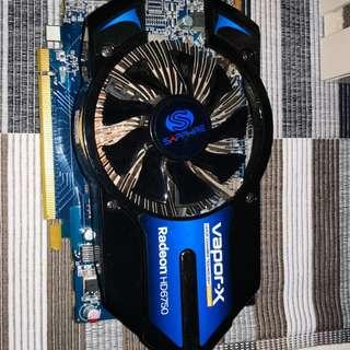 Sapphire hd6750 vapor x