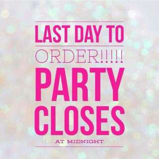 LAST DAY FOR PRE ORDER BATCH 38