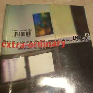 Extra-ordinary: review of peripheral architecture