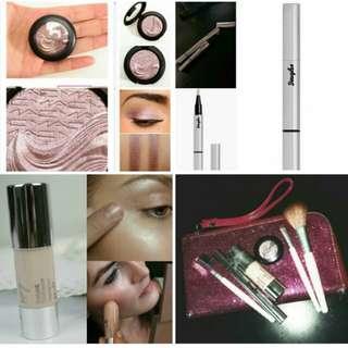 Bundle branded make up