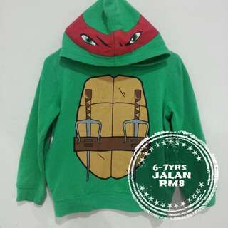 Ninja turtle  sweater