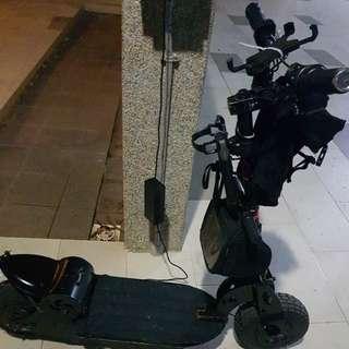 Evo escooter
