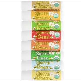 *FREE MAIL* Sierra Bees Organic Lip Balm