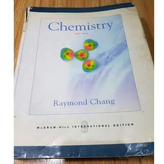 Chemistry 8th Edition – Raymond Chang