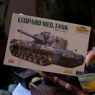 Leopard Med. Tank