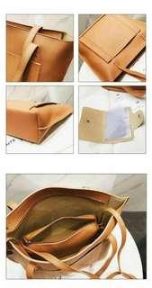 Korean 4in1 Bag Set